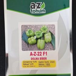 A-Z-22 F1 Dolma Biber Tohumu