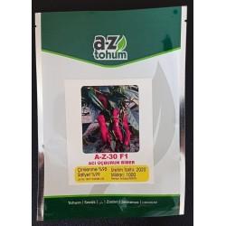 A-Z-30 F1 Acı Üç Burun İsot Biber Tohumu