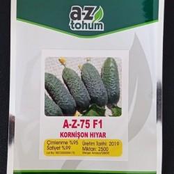 A-Z-75 F1 Kornişon Turşuluk Hıyar Tohumu