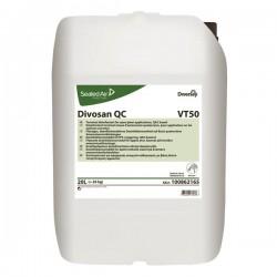 Divosan QC VT50 Yüzey Temizliği ve Dezenfektanı 20 KG