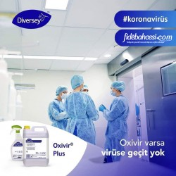 Oxivir Plus Mantar Tohumu Dezenfektan 5 Lt