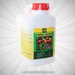 Amino Foliar Aminoasit İçerikli Organik Yaprak Gübresi 5 Litre