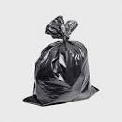 33x70 Siyah Mantar Poşeti